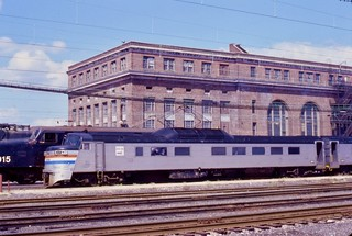 Amtrak exNH Daniel Webster New Haven