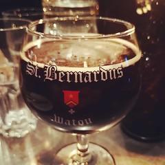 St Bernardus Apt 12. Hell Belgien!