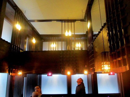 Mackintosh's Oak Room at V&A Dundee