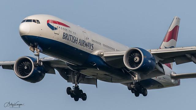 Heathrow 2019