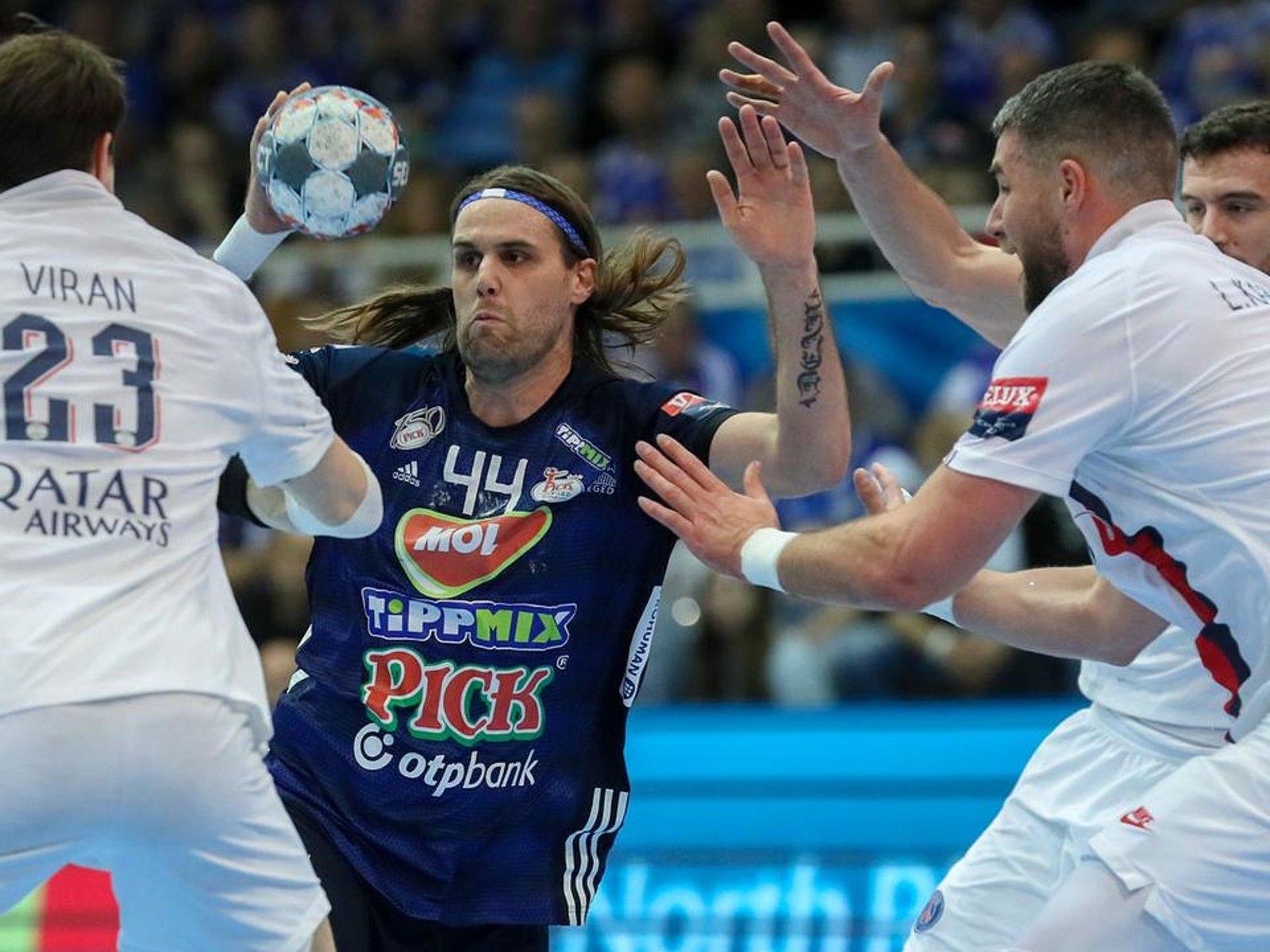 Hat gólos hátrányból nyert a Pick Szeged