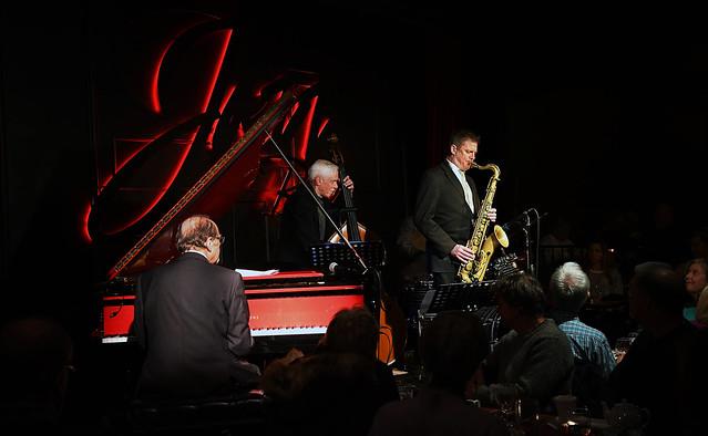 Bernie  Senesky Trio Featuring NY Saxophonist Eric Alexander