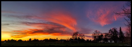 sunset color clouds sonomacounty