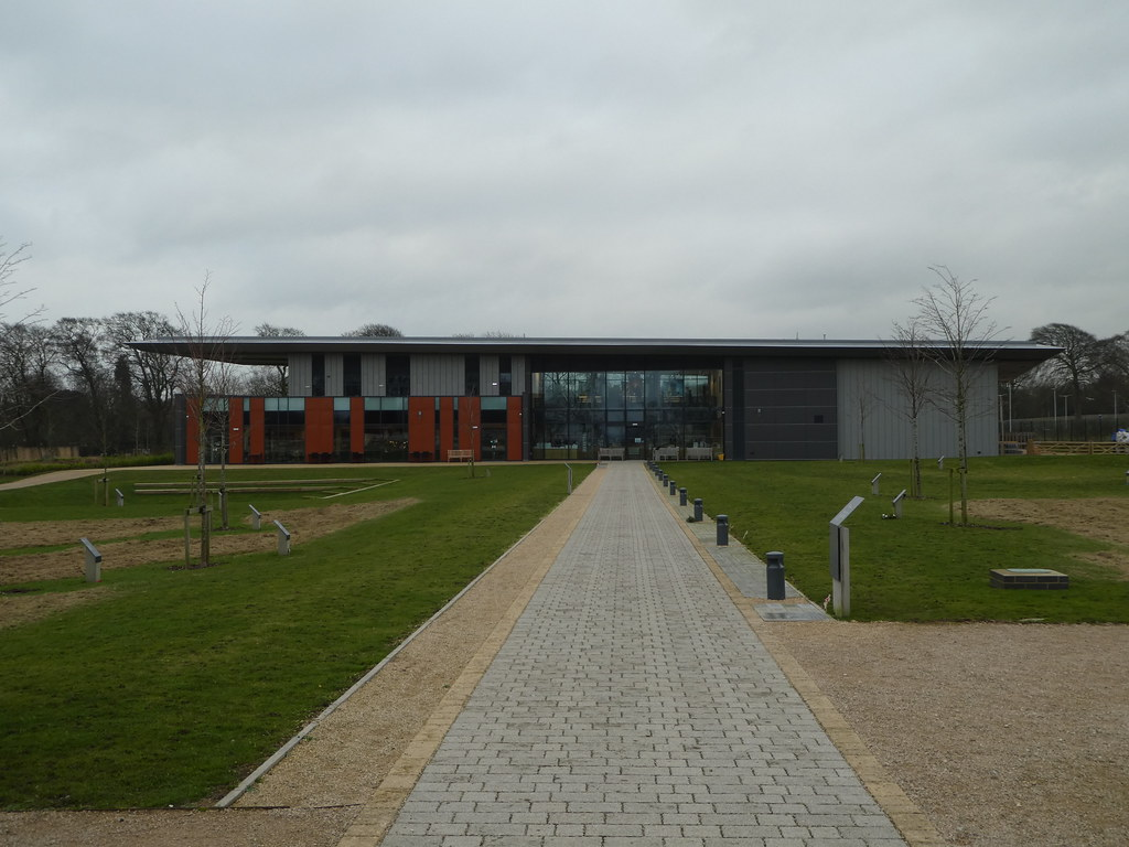 The International Bomber Command Centre, Lincoln