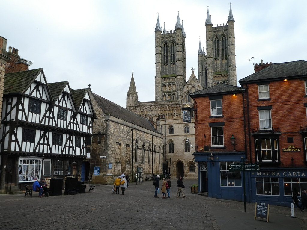 The Cathedral Quarter, Lincoln