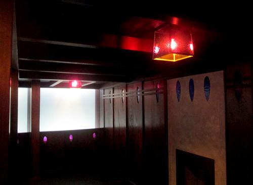 Oak Room, V&A Dundee