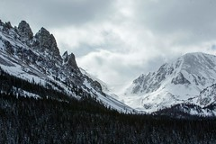 Nokhu Crags, Never Summer Mountains