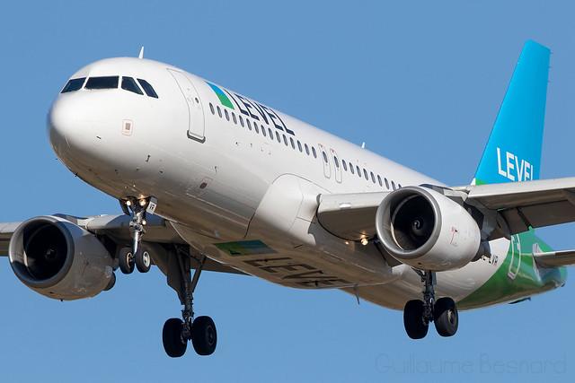 Airbus A320 LEVEL OE-LVR MSN 2902