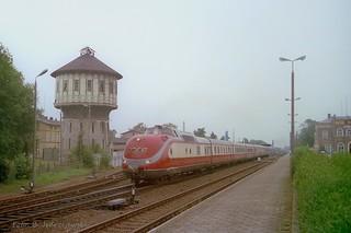 """601.014+008 - """"Hansa Express"""" Kaliningrad - Koln Hbf;"""