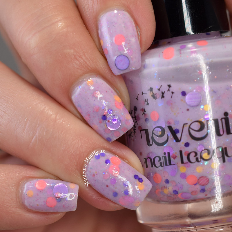Reverie Nail Lacquer Winter Blossoms