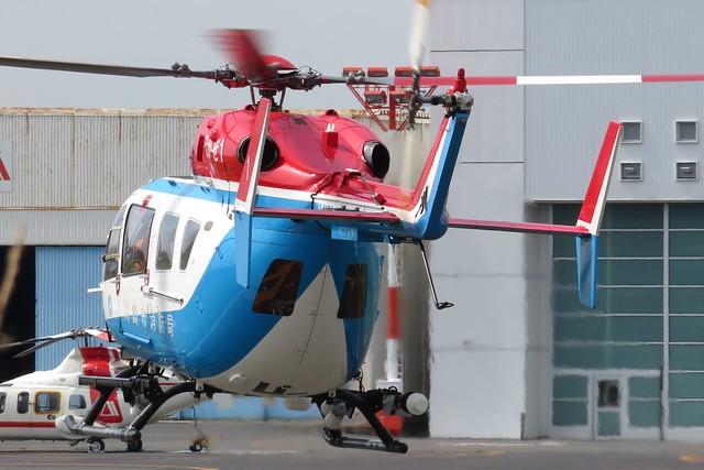 JA01KF Tokyo Heliport 26 September 2019