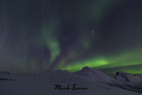 Aurora Borealis, Rekvik, Norway
