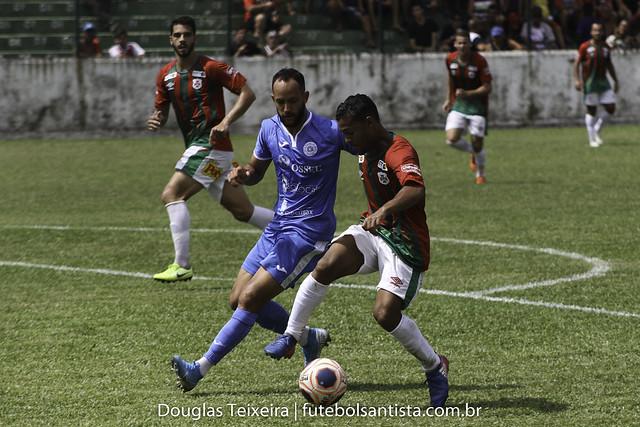Portuguesa Santista 3 x 1 São Bento (Paulistão A2)