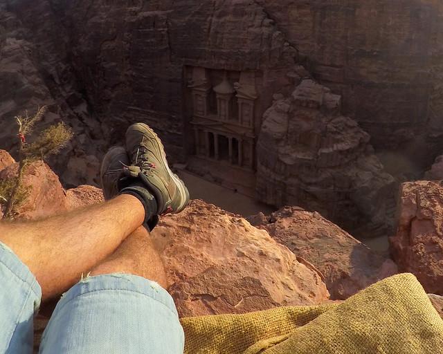 Petra, un imprescindible en Jordania