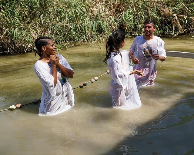 Rio Jordan, en Jordania, de los sitios religiosos que ver en Jordania más importantes