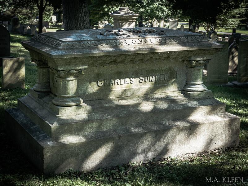 Charles Sumner (1811-1874)