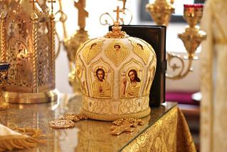 15.02.2020   Престольный праздник в храме Сретения Господня