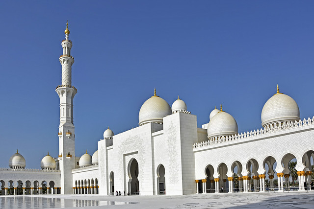 Sheilkh Zayed Mosque 5