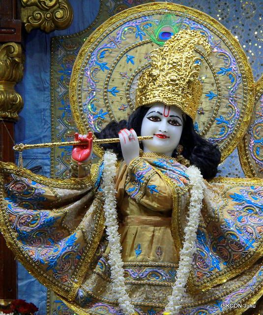 ISKCON Juhu Mangal Deity Darshan on 17th Feb 2020