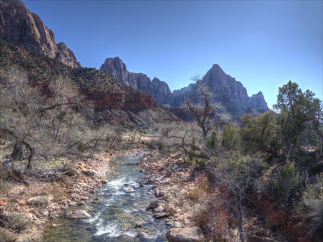 Virgin River with