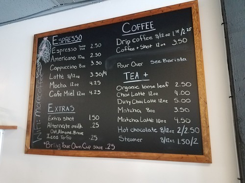 Greenglass Coffee. From The Complete Guide to Kalamazoo Coffee Shops