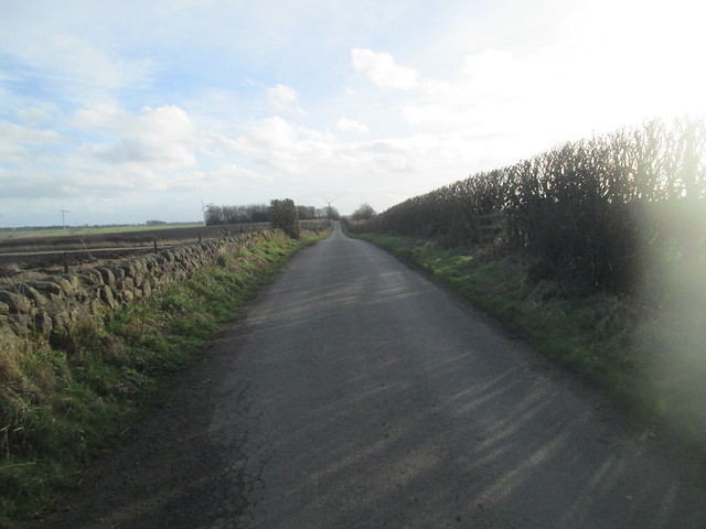 farm path, Fife