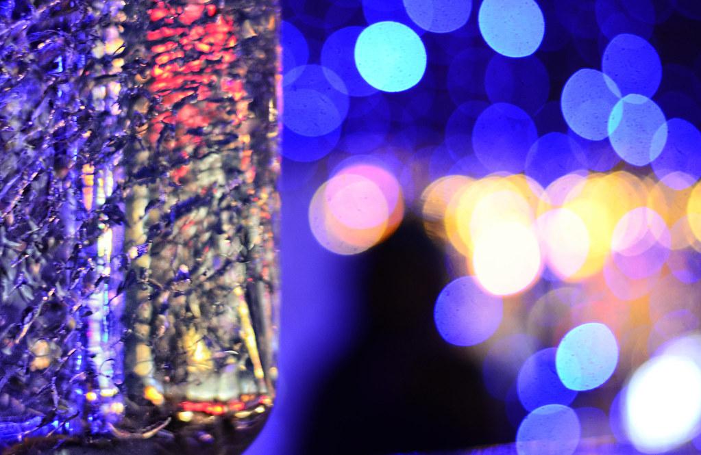 Dance with a Moonlit Bokeh