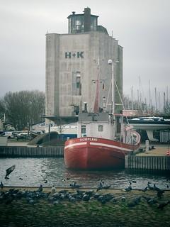 Hafen Burgstaaken | 15. Februar 2020 | Fehmarn - Schleswig-Holstein - Deutschland
