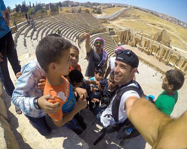 Diario de un Mentiroso en Jordania