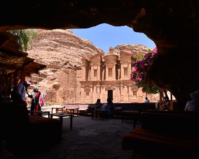 The Monastery, en Petra