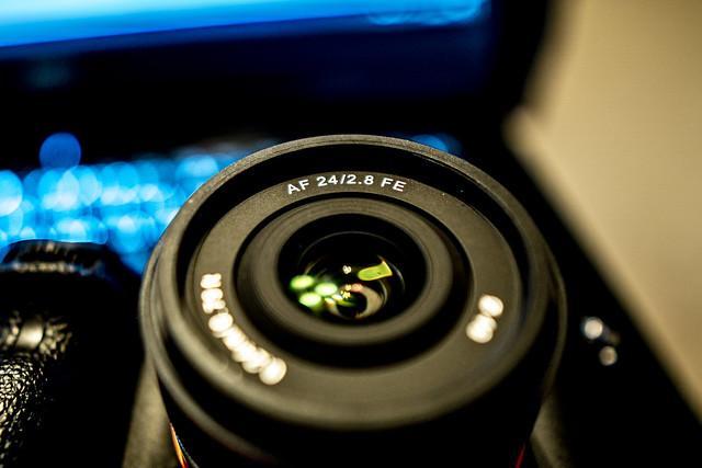 Rokinon/Samyang AF 24mm f/2.8 FE Lens
