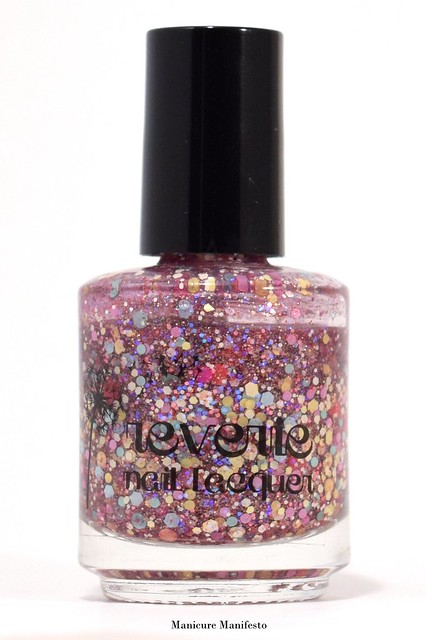Reverie Nail Lacquer Rosebud Review