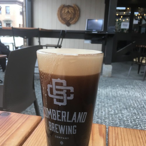 Cumberland Brewing | by Muskie McKay