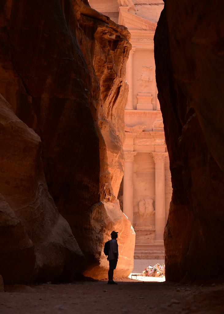 Petra lo incluye el Jordan Pass