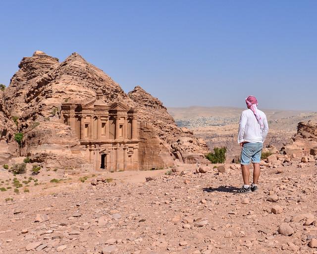 The Monastery, uno de los lugares más bonitos de Jordania