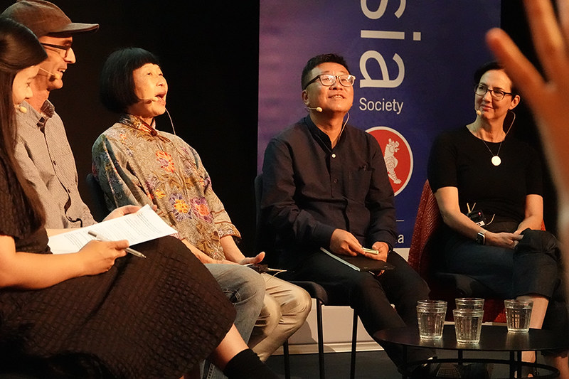 Asia Society at Asia TOPA - Salon Series: Dragon Ladies Don't Weep | 15 February 2020
