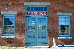 Whistle House for overnight visits