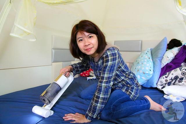 Fujitek 富士電通無線手持吸塵器