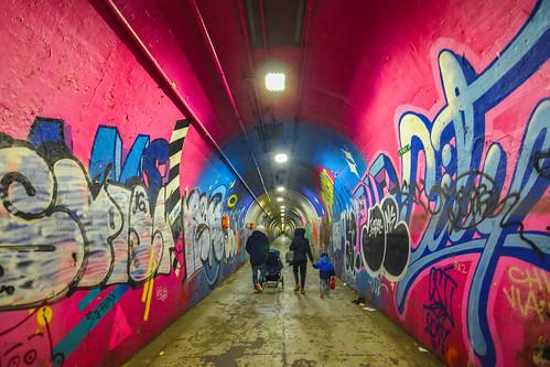 191st St tunnel