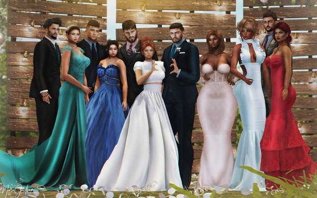 15. Family & Friends - Sannae & Fran Ceremony