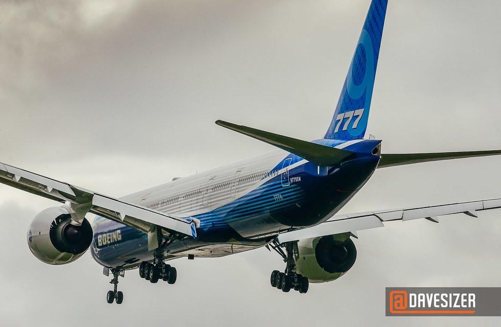 777x first flight live stream