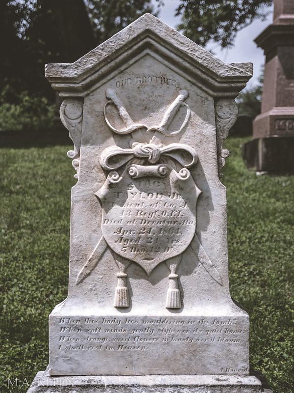 1LT Stacy Taylor, Jr. (unk-1864)