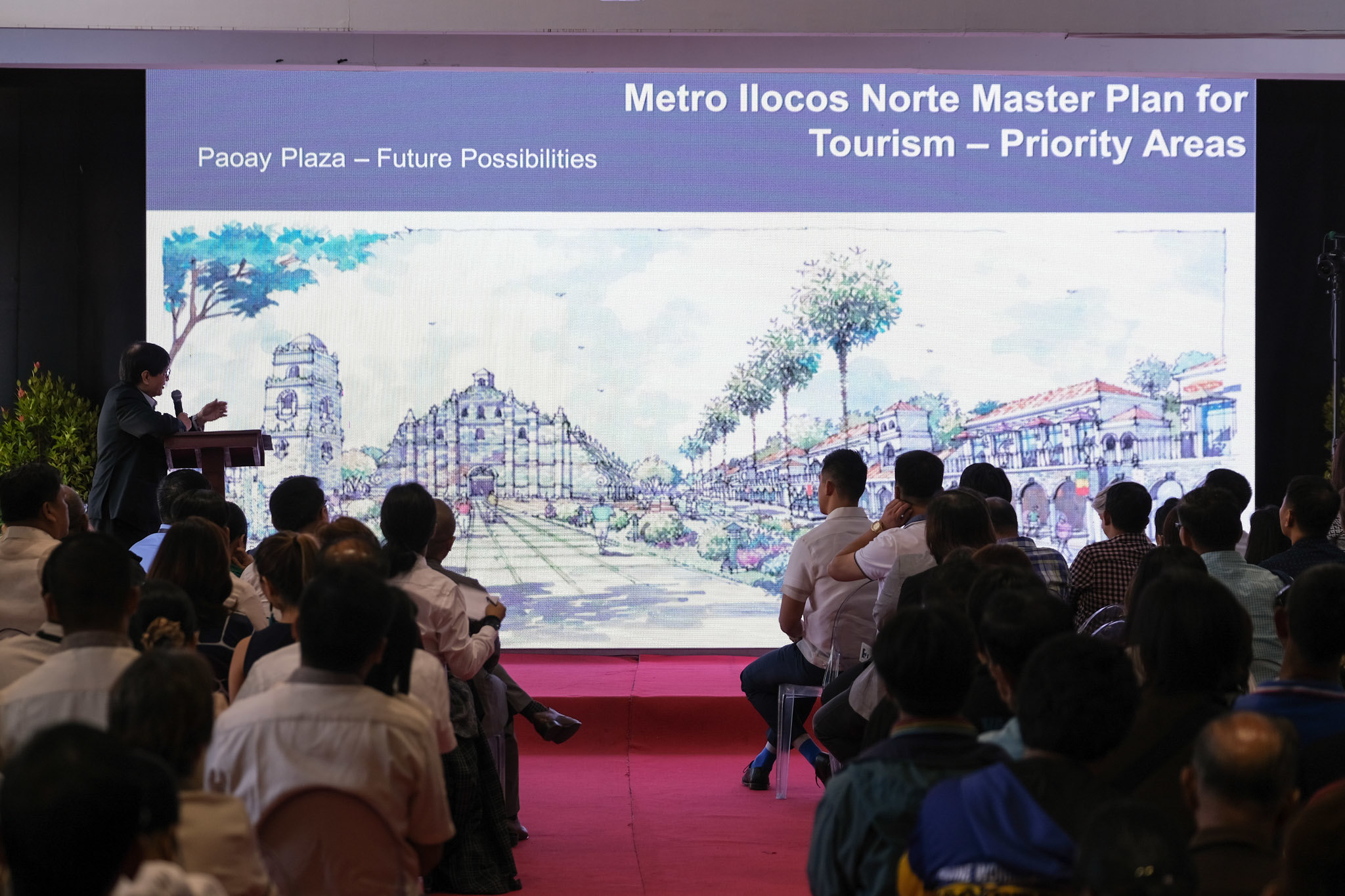 Global Ilocano masterplanner sees greater development in Ilocos Norte