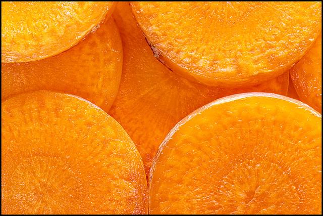 Carrot Slices - Macro Mondays - Vegetables