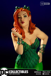 DC Collectibles DC 封面女郎系列【毒藤女 (Poison Ivy) by Frank Cho】1/8 比例全身雕像