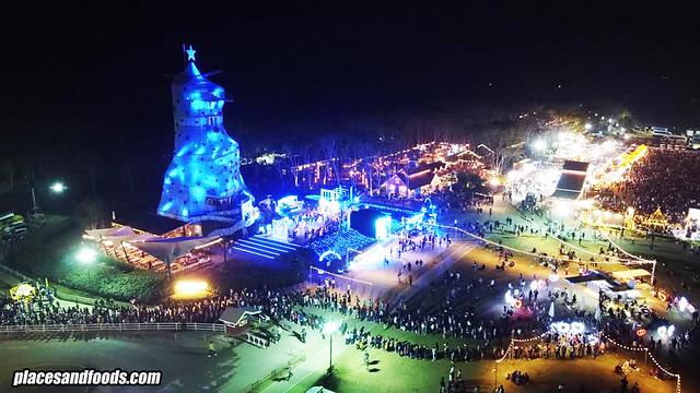 singha park balloon fiesta 2020 long queue