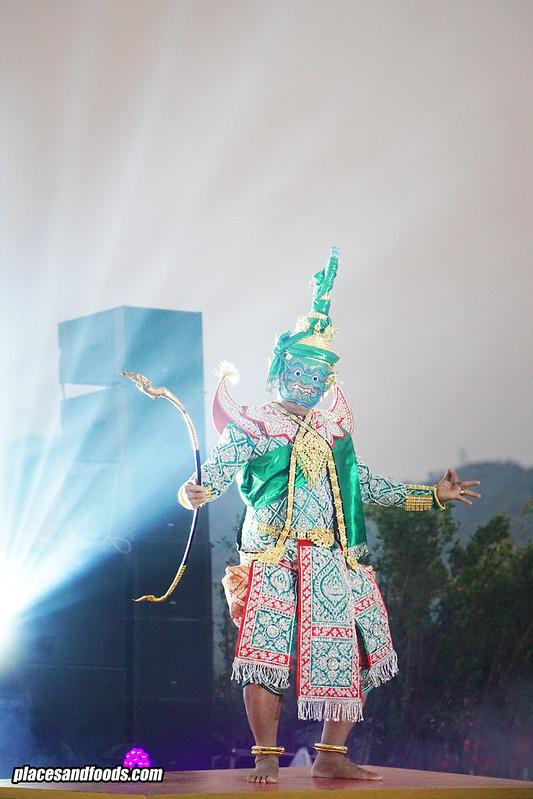 singha park balloon fiesta 2020 khon