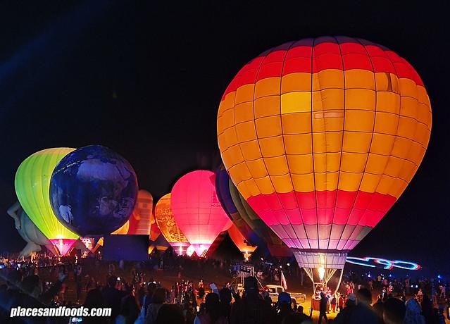 singha park balloon fiesta 2020 balloons