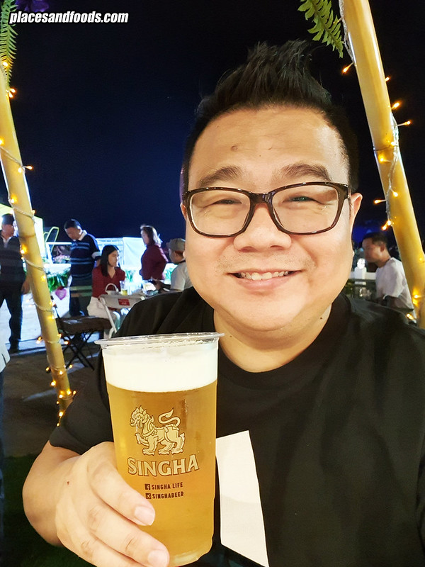 singha park balloon fiesta 2020 places and foods
