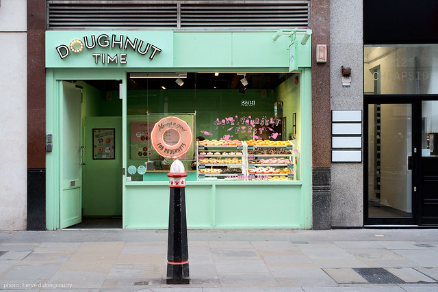 Doughnut Time on Cheapside